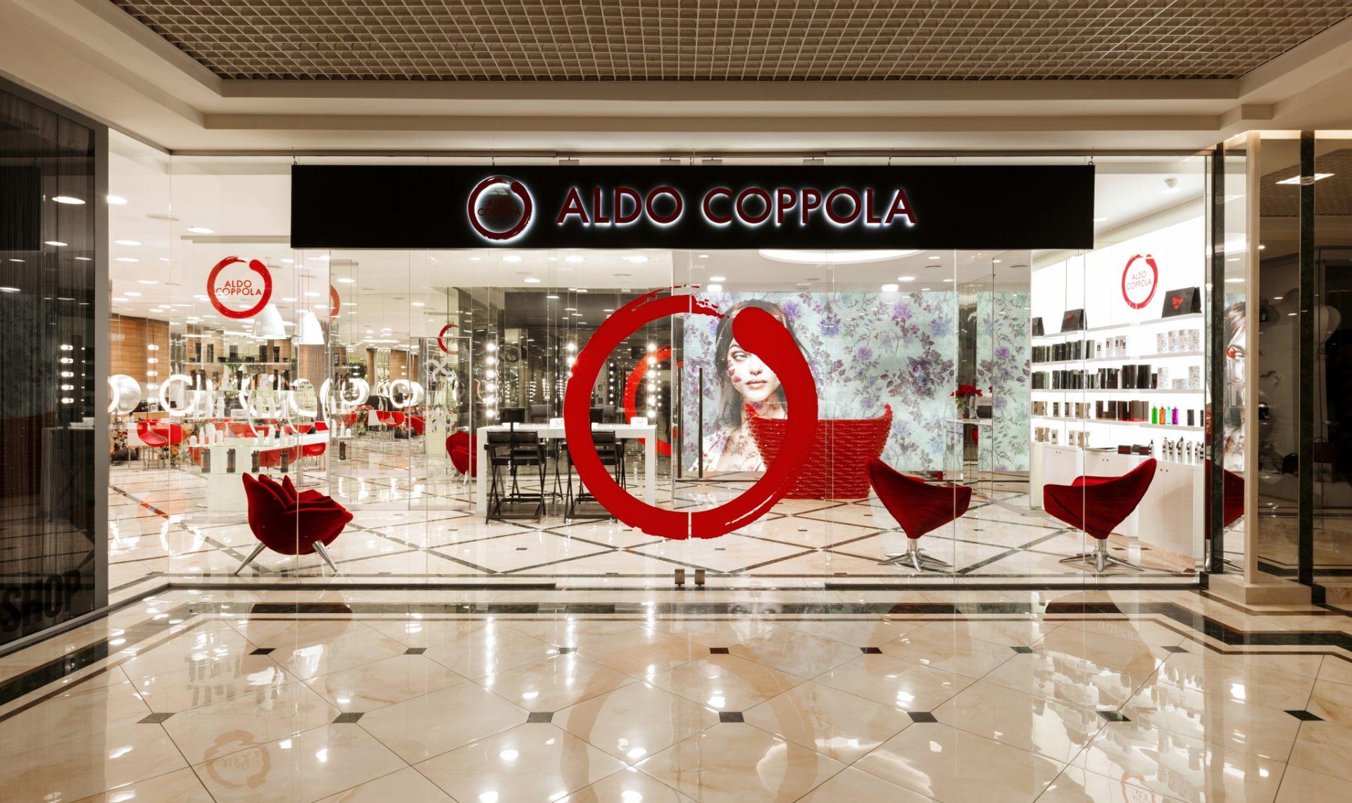 ALDO COPPOLA LANDS IN UKRAINE On November 28th 2018 a new Aldo Coppola  Atelier was inaugurated in Odessa ae8ab9c02b6e